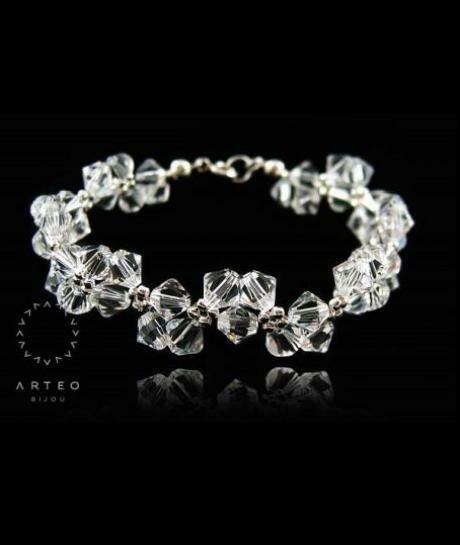 bransoleta SWAROVSKI crystal 768