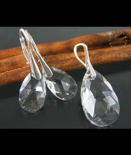 Komplet ślubny Swarovski Crystal 156