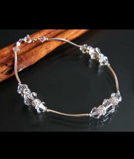 bransoleta Swarovski Crystal 381